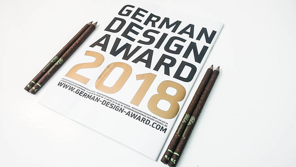 German Design Award 2018 nomination