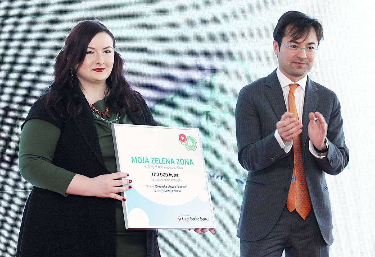 Green entrepreneurial award